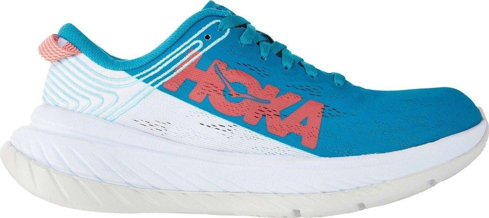 Klikk på bildet for å forstørre. Blå joggesko fra Hoka One One.