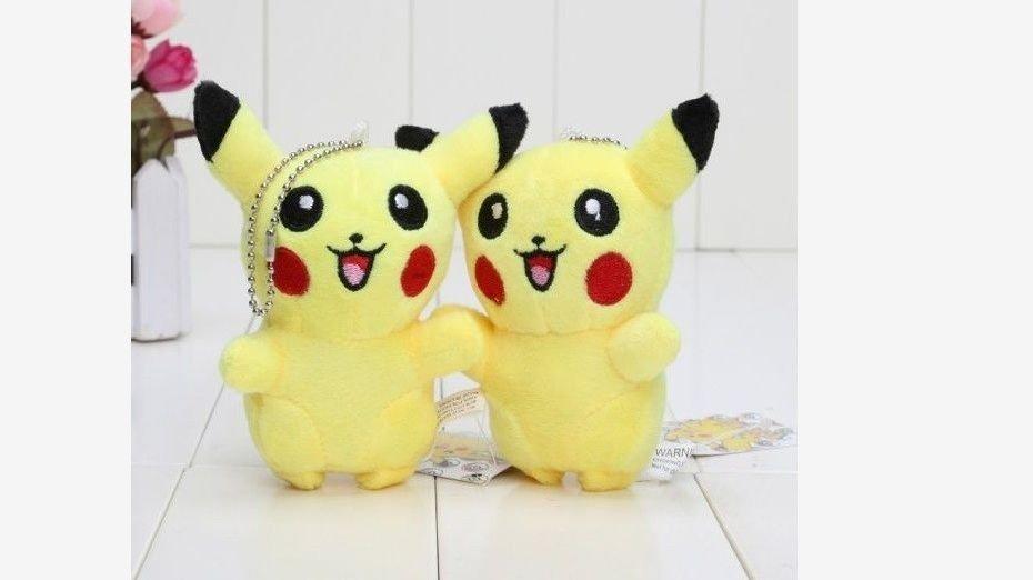 Klikk på bildet for å forstørre. Pikachu