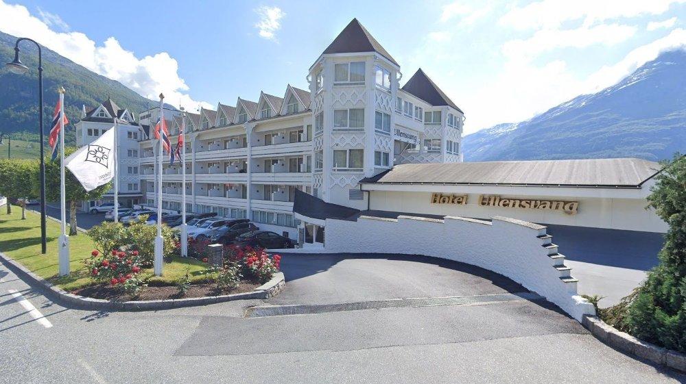 Klikk på bildet for å forstørre. Hotel Ullensvang