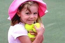 Klikk på bildet for å forstørre. Madeleine McCann forsvant fra en leilighet på et portugisisk feriested kvelden 3. mai 2007, mens foreldrene var på en tapasrestaurant i nærheten med venner (NTB).