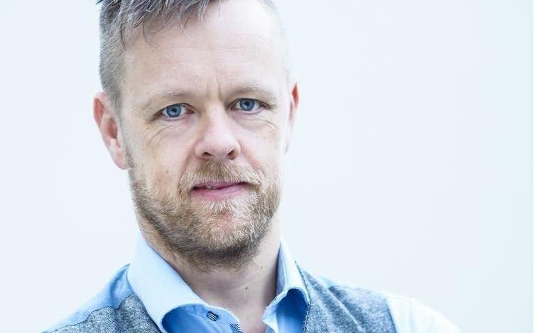 Klikk på bildet for å forstørre. ADVARER: Geir Petter Gjefsen er ansvarlig for forbrukertrygghet i Finn. Han ber folk slutte å betale for noe man ikke har fått.