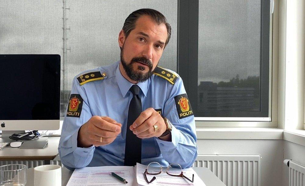 Klikk på bildet for å forstørre. Politiadvokat Haris Hrenovica.