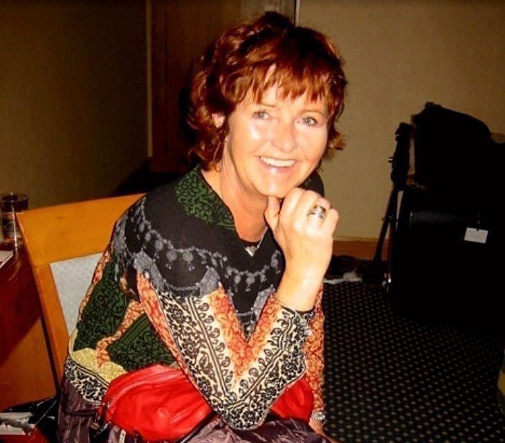 Klikk på bildet for å forstørre. Anne-Elisabeth Hagen er fortsatt sporløst forsvunnet. Privat. Brukes med tillatelse.