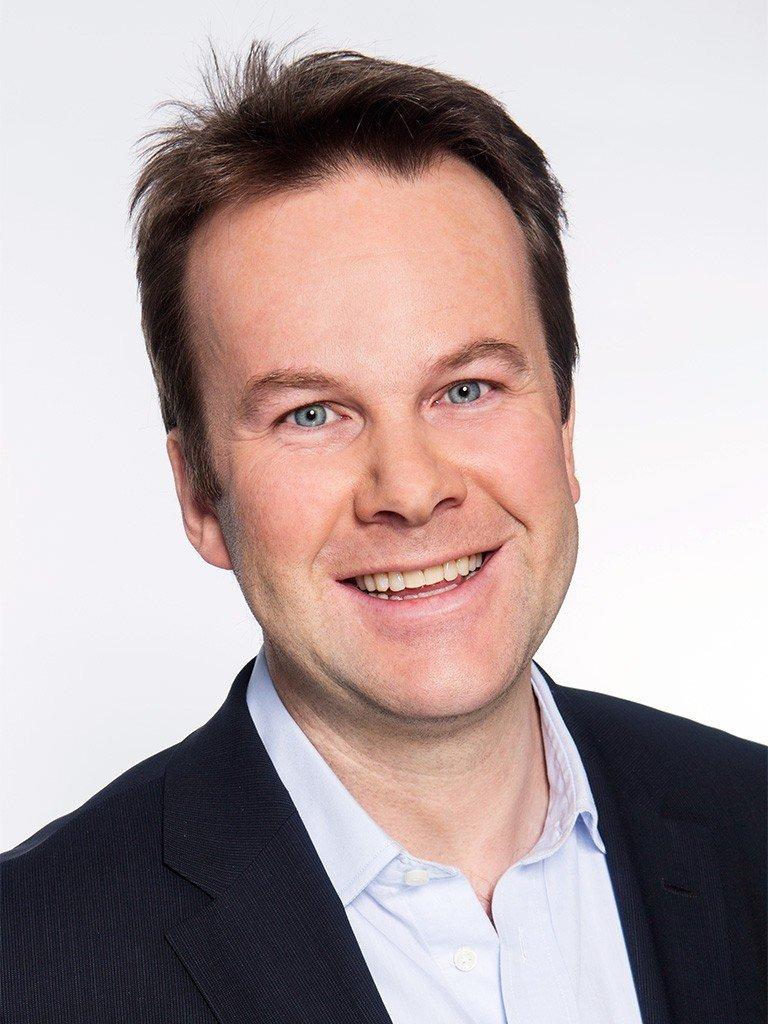 Klikk på bildet for å forstørre. Kommunikasjonsdirektør Henning Lunde i Telia Norge.