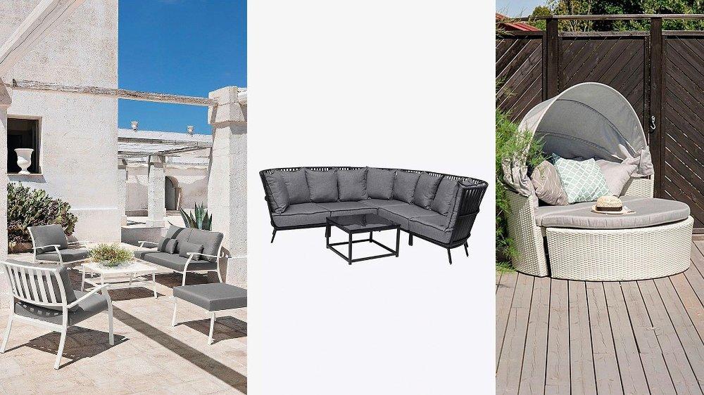 Klikk på bildet for å forstørre. utemøbler
