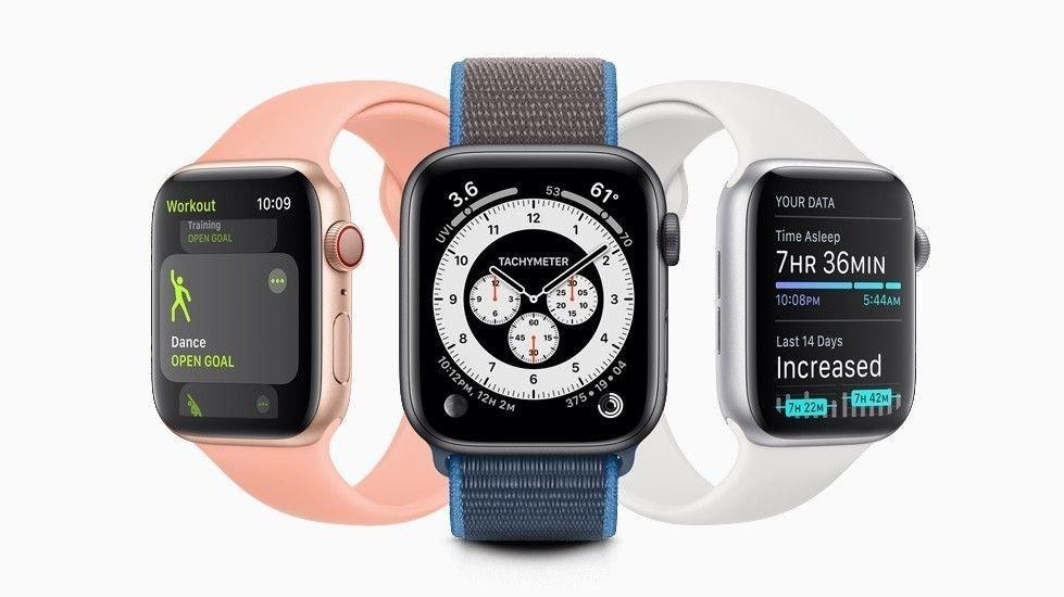 Klikk på bildet for å forstørre. WWDC pleier å være arena for de siste nyhetene knyttet til smartklokken Apple Watch. Det var også tilfellet på mandag, da watchOS 7 ble introdusert.