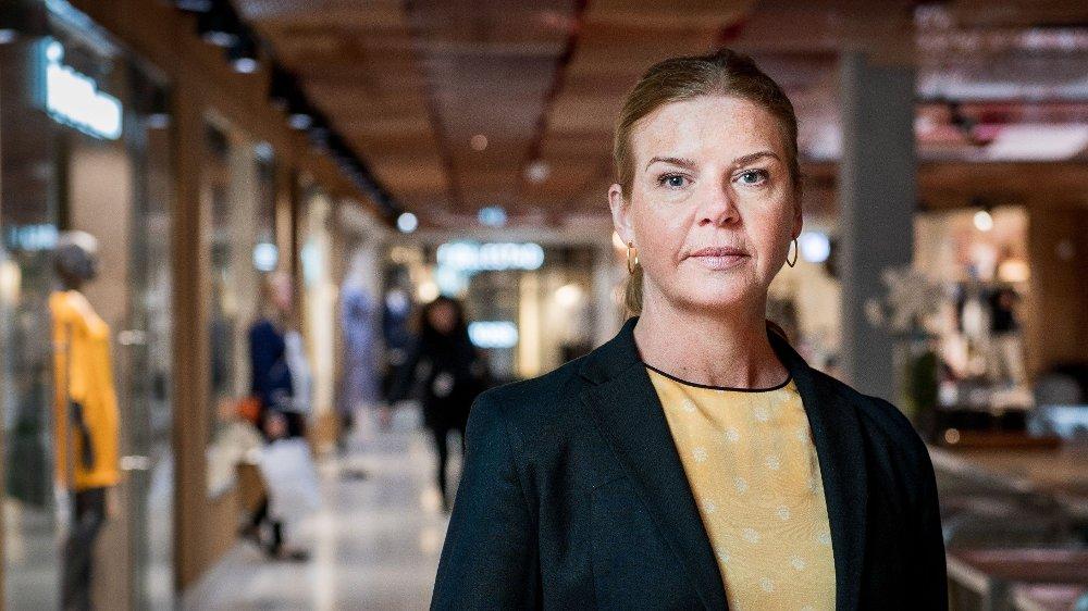Klikk på bildet for å forstørre. 27.05.19: Pia Høst. Ansattportretter, Forbrukerrådet.
