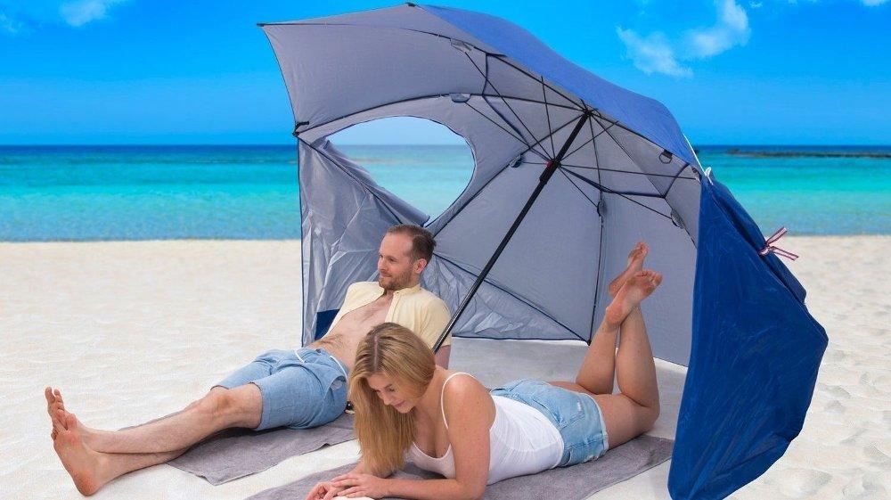 Klikk på bildet for å forstørre. parasoll