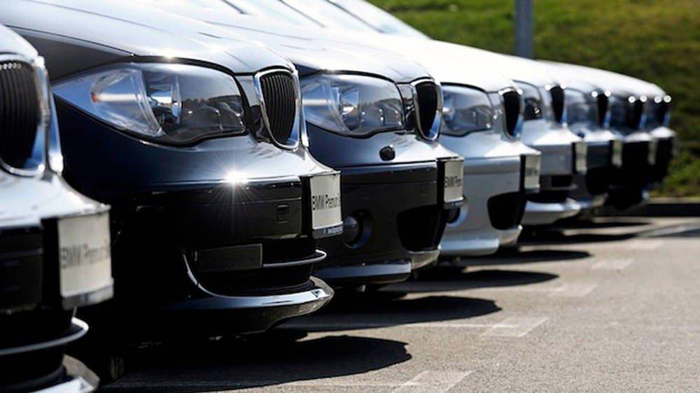 import av bil over 20 år