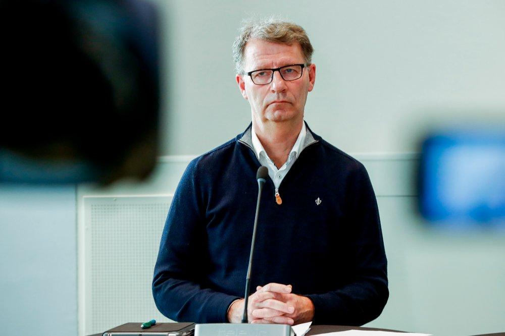 Klikk på bildet for å forstørre. Oslo helsebyråd Robert Steen sier at koronatiltakene vil kunne vare en god stund. Bevegelsesfriheten kan bli begrenset ut året.
