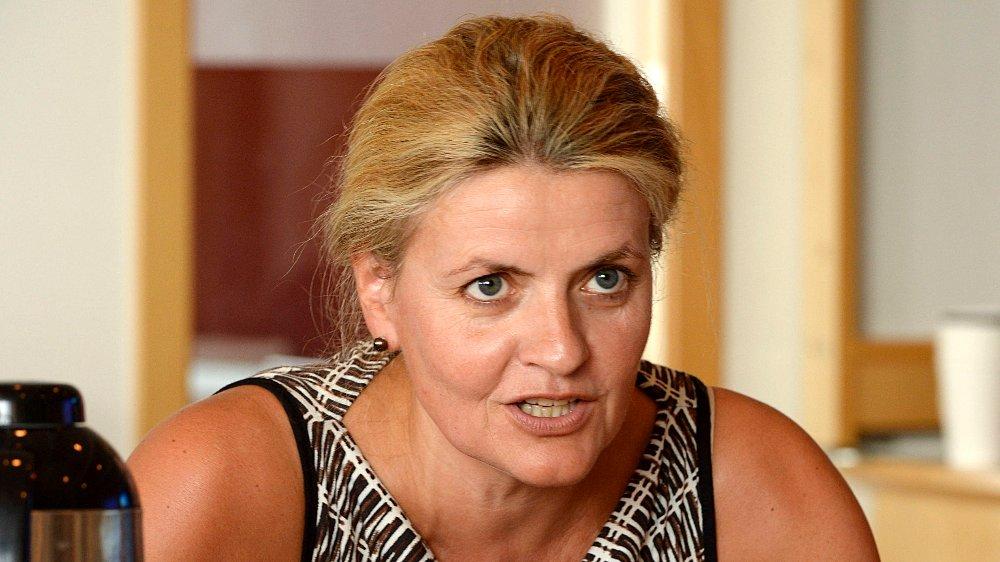 Klikk på bildet for å forstørre. FOR SENT: Leder for arbeidslivspolitikk i Virke Inger Lise Blyverket, mener det er på tide å utrede kutt u sykelønnsordningen.
