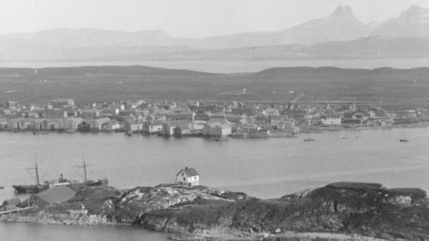 Klikk på bildet for å forstørre. Bodø