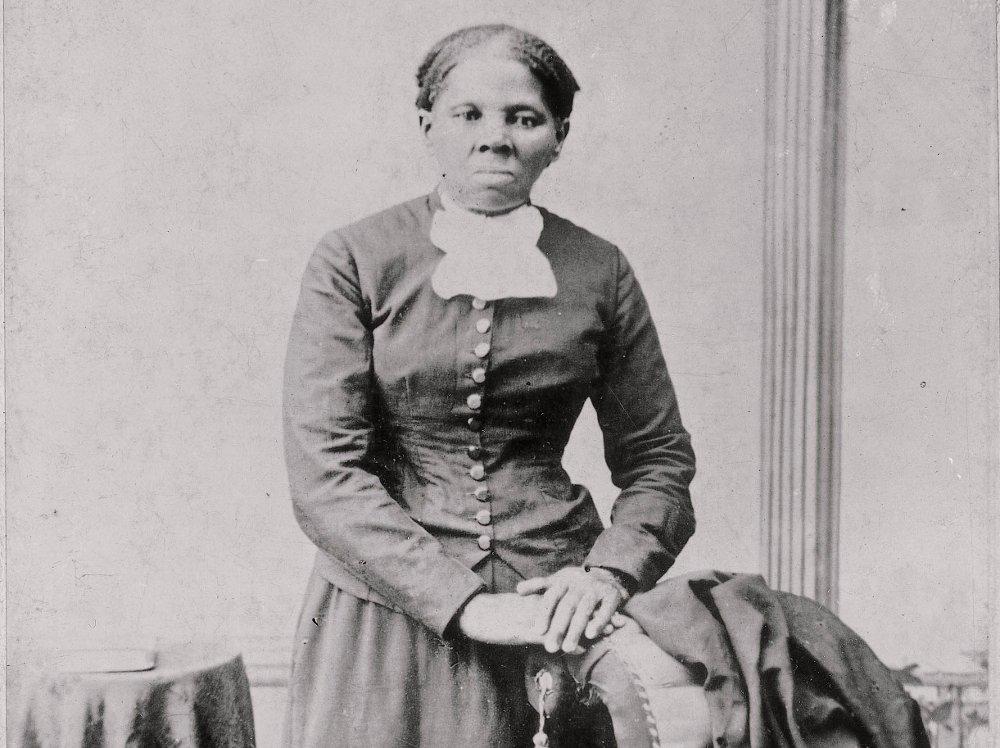 Klikk på bildet for å forstørre. Den tidligere slaven Harriet Tubman skulle egentlig få æren av å pryde 20-dollarsedlene i USA, men slik gikk det ikke.