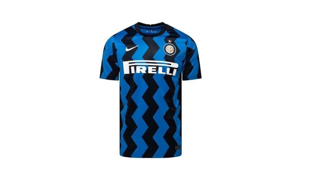 Klikk på bildet for å forstørre. Inter drakt