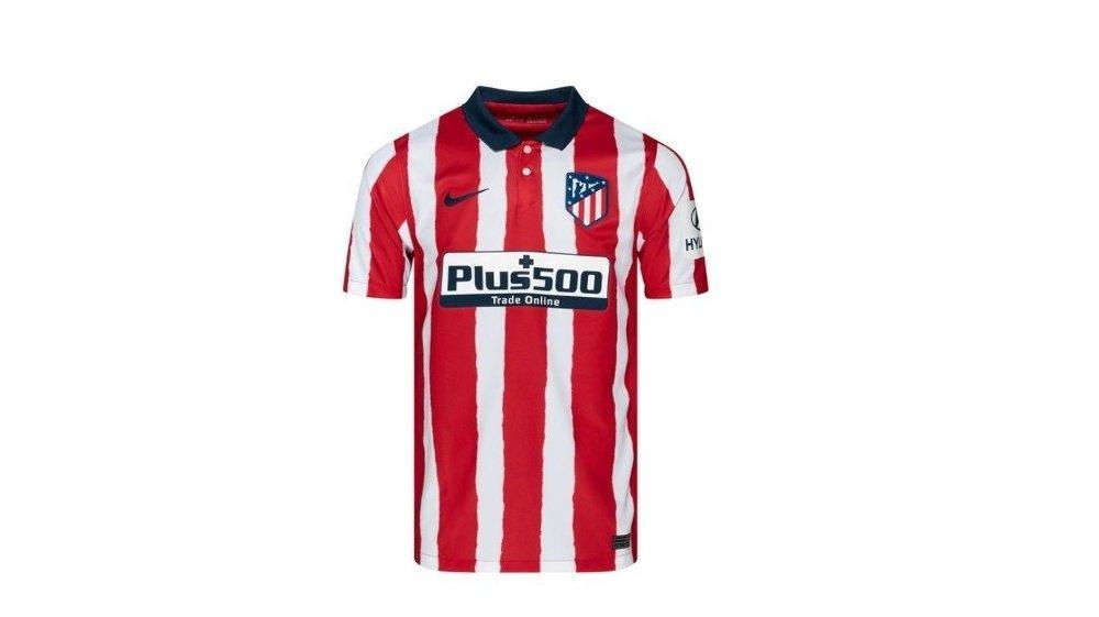 Klikk på bildet for å forstørre. Atletico drakt