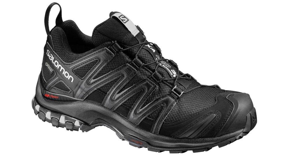 Klikk på bildet for å forstørre. svart sko