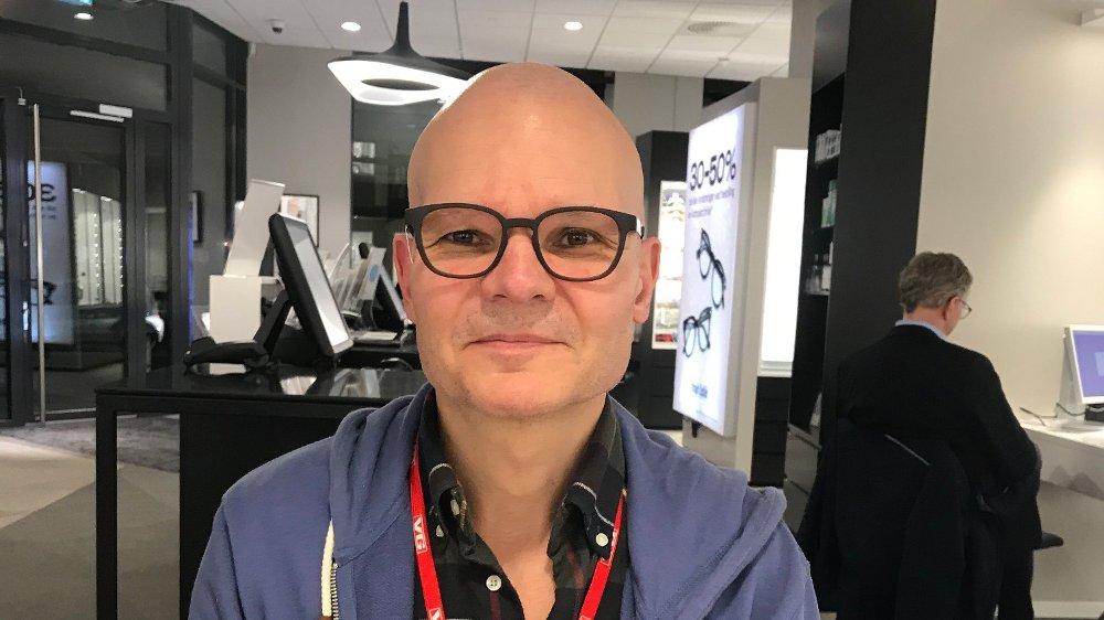 Klikk på bildet for å forstørre. SVARER: VGTV-redaktør Rolf Sønstelie kommer med motsvar til Christer Falcks kritikk.