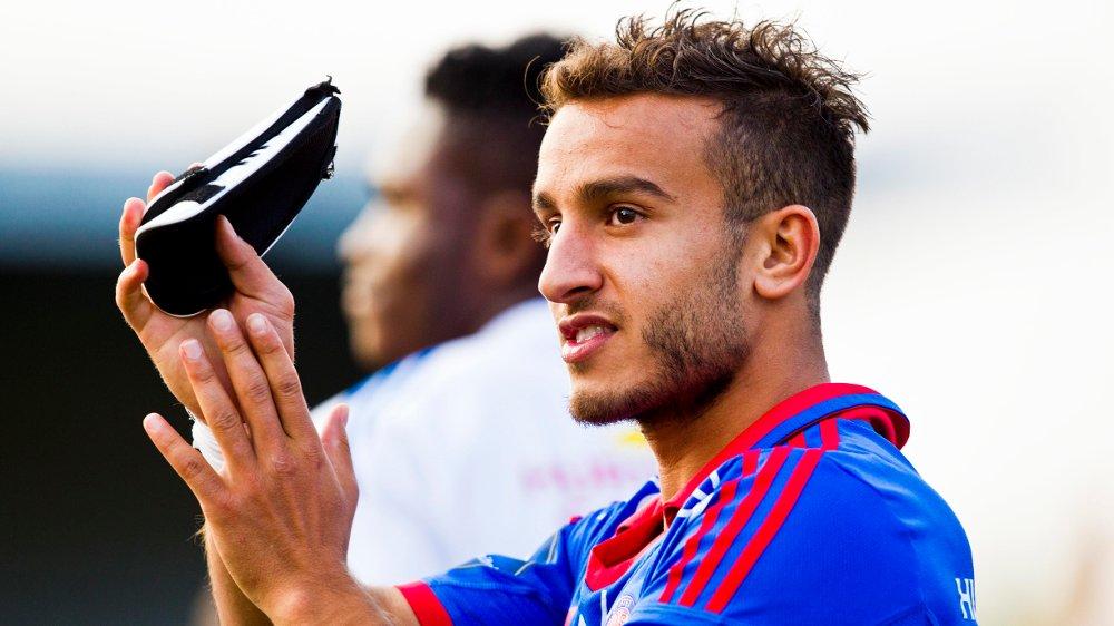 Klikk på bildet for å forstørre. FOTBALLPROFIL: Mohamed Fellah er et kjent navn i norsk fotball.