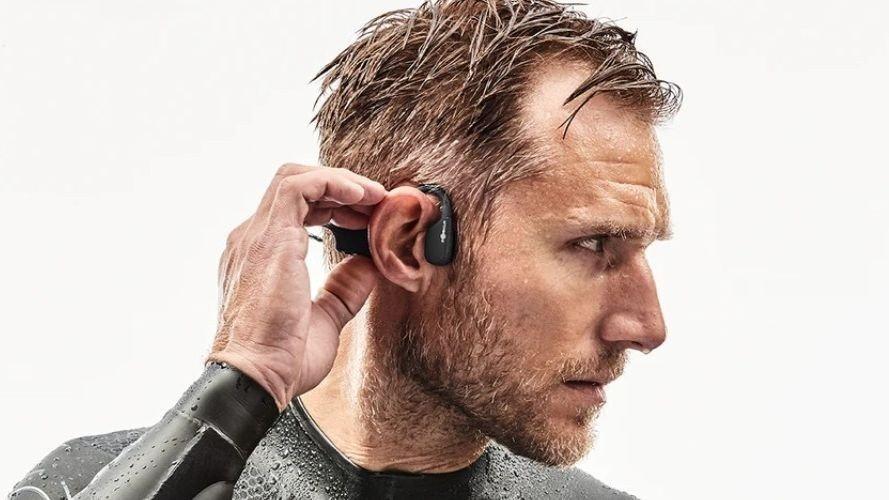 Klikk på bildet for å forstørre. Xtrainerz er de beste øreproppene for den som vil svømme.