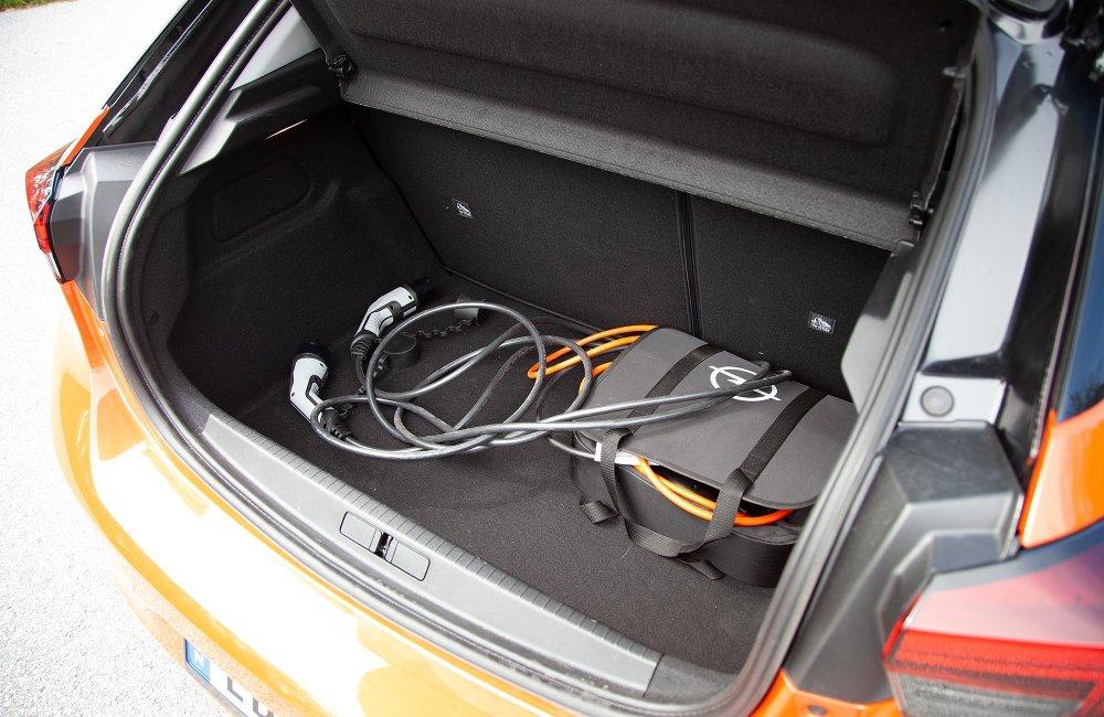 Klikk på bildet for å forstørre. Opel Corsa-e