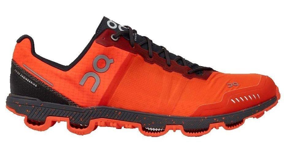 Klikk på bildet for å forstørre. En lett sko for terrengløping.
