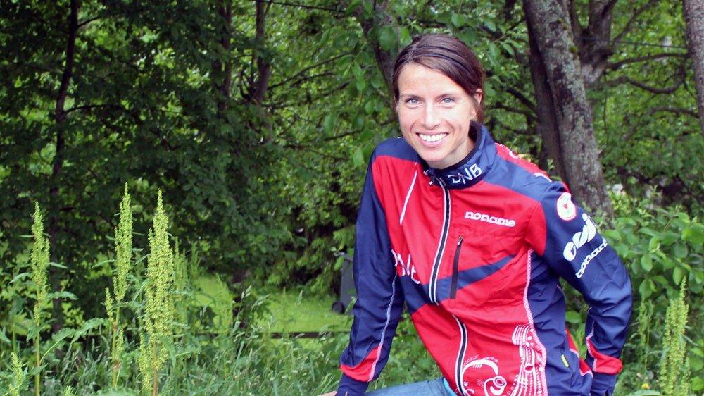 Klikk på bildet for å forstørre. KLAR FOR «MESTERNES MESTER»: Orienteringsløper Anne Margrethe Hausken.