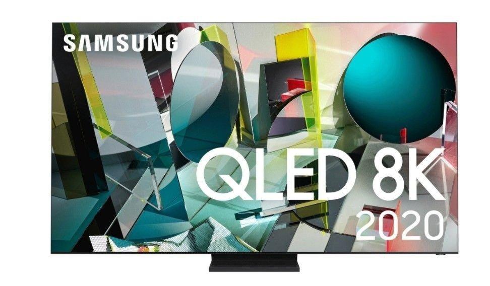 Klikk på bildet for å forstørre. Skal du ha toppklasse går du for Samsung Qled 8K