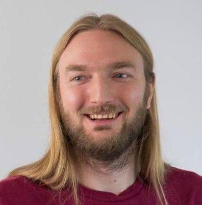 Klikk på bildet for å forstørre. Joakim Møllersen, redaktør i Radikal Portal.