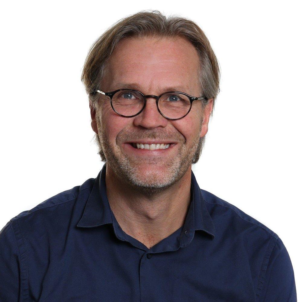 Klikk på bildet for å forstørre. DEKNING: Geir Arne Gundersen, markeds- og kommunikasjonssjef i NorgesEnergi, mener de har dekning for å legge forsikringen under navnet «Sparepakken».