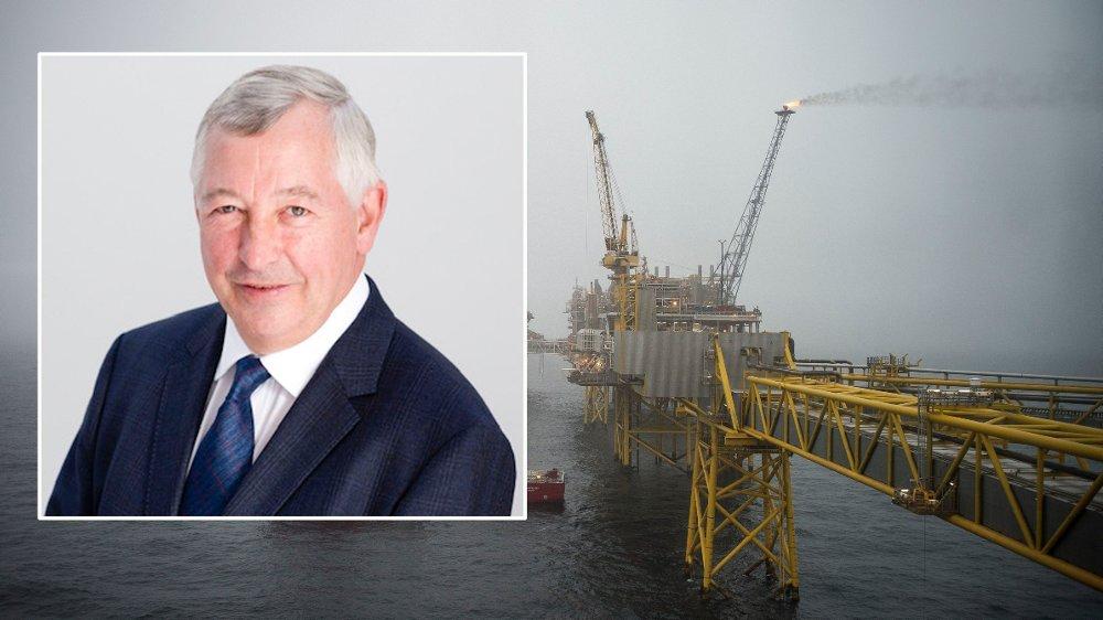 Klikk på bildet for å forstørre. TUNGVEKTER: Energiekspert Nick Butler mener at hverken Norge eller verden vil bli bedre av at Norge slutter å eksportere olje og gass. Likevel kommer han med en advarsel.
