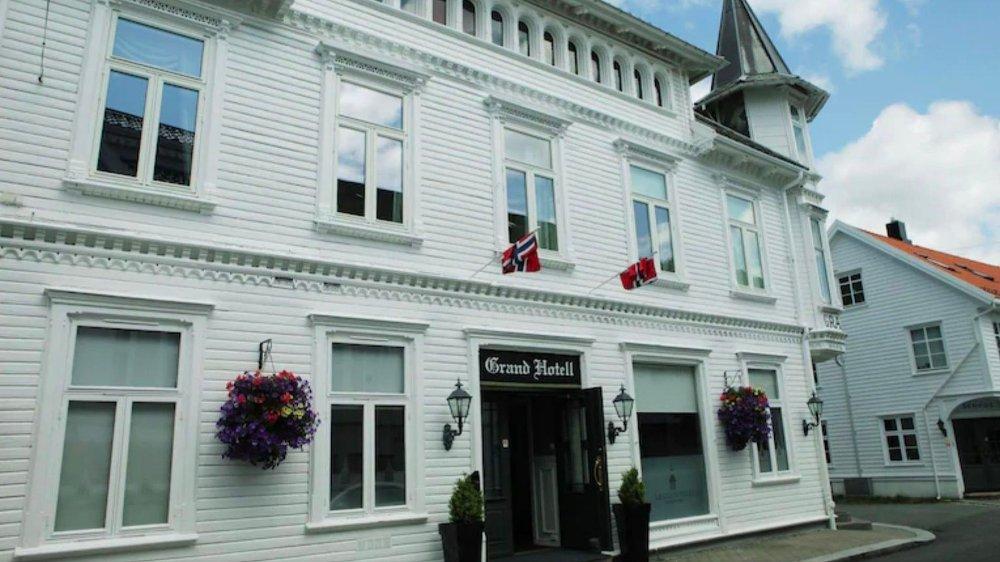 Klikk på bildet for å forstørre. gran hotel flekkefjord