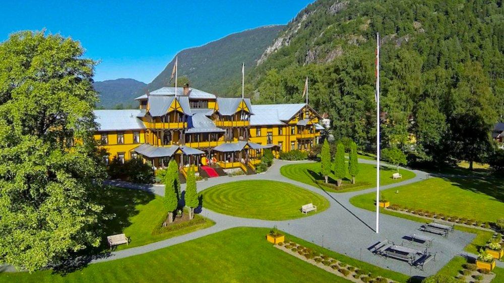 Klikk på bildet for å forstørre. dalen hotel