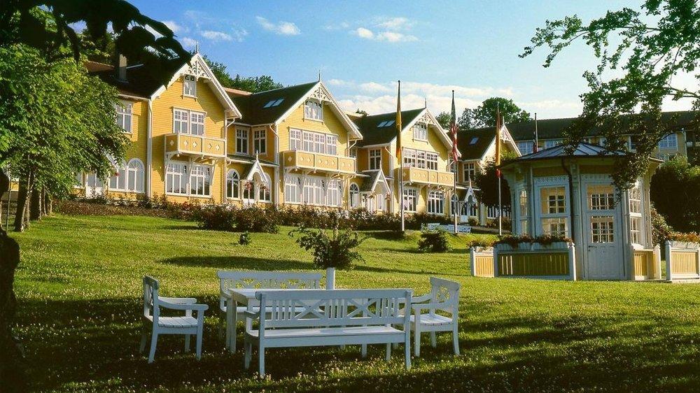 Klikk på bildet for å forstørre. Solstrand Hotel
