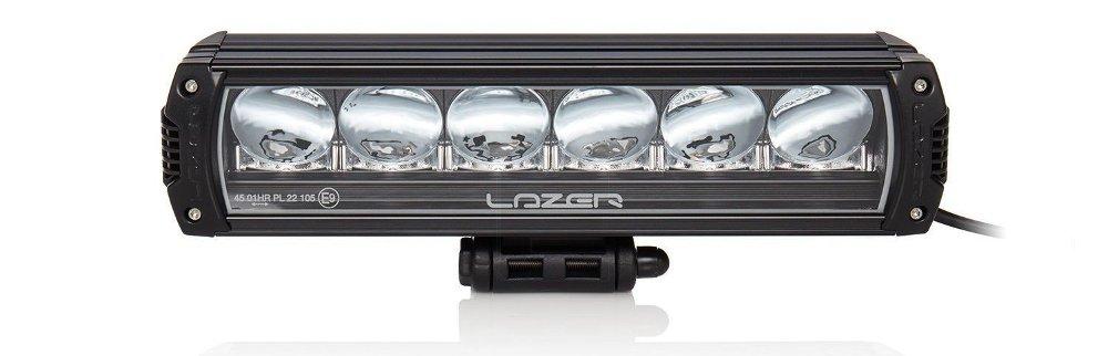 Klikk på bildet for å forstørre. 2. LazerTriple-R 850 standard LED fjernlys - 50 % rabatt