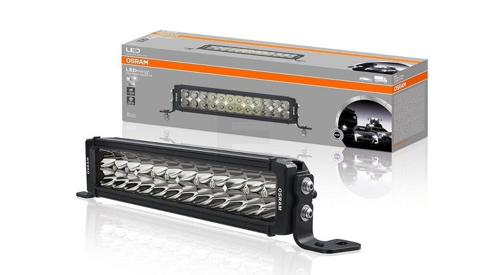Klikk på bildet for å forstørre. 4. Osram LEDriving VX250 kombo LED fjernlys - 25 % rabatt