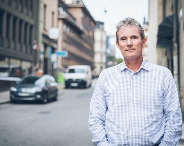 Klikk på bildet for å forstørre. Jan Tellef Thorleifsson tiltrådde som Norfunds nye administrerende direktør på mandag 1. oktober. Han har mer enn 20 års investor-erfaring og er en av gründerne av ventureselskapet Northzone. Thorleifsson er den bistandstoppen i Nettavisens oversikt som har høyest lønn.