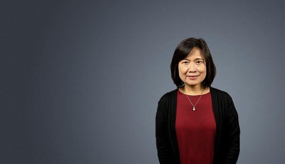 Klikk på bildet for å forstørre. FORSKER: Yu-Hua Tseng, forsker ved Joslin Diabetes Center, gleder seg over funnet av at transplanterte celler kan øke forbrenningen i mus.
