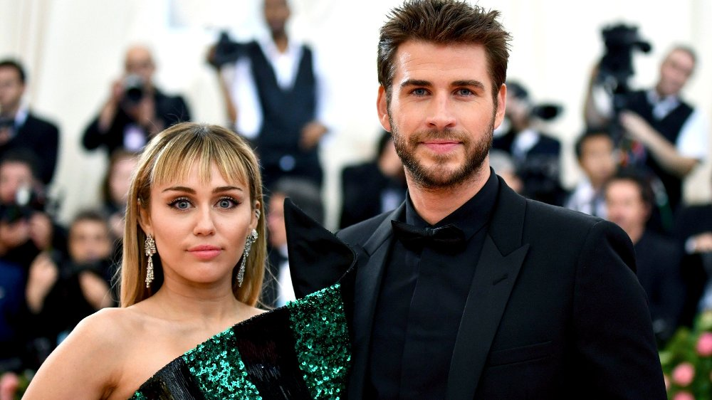Klikk på bildet for å forstørre. BRUDD: Miley Cyrus og Liam Hemsworths ekteskap varte ikke særlig lenge, og i tiden etter bruddet gikk det flere rykter om hvorfor forholdet tok slutt. Det finner ikke Cyrus seg i.