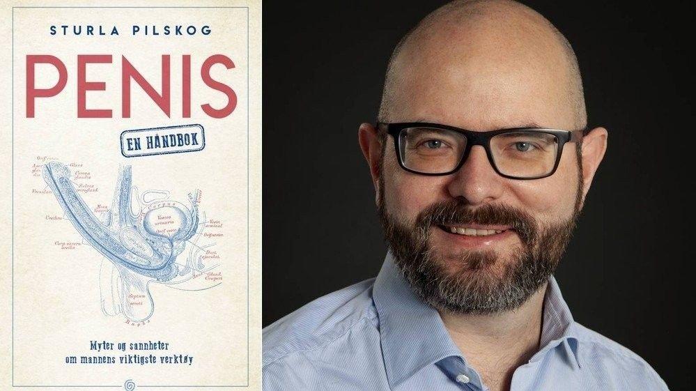Klikk på bildet for å forstørre. UROLOG: Sturla Pilskog har skrevet en håndbok om penis.