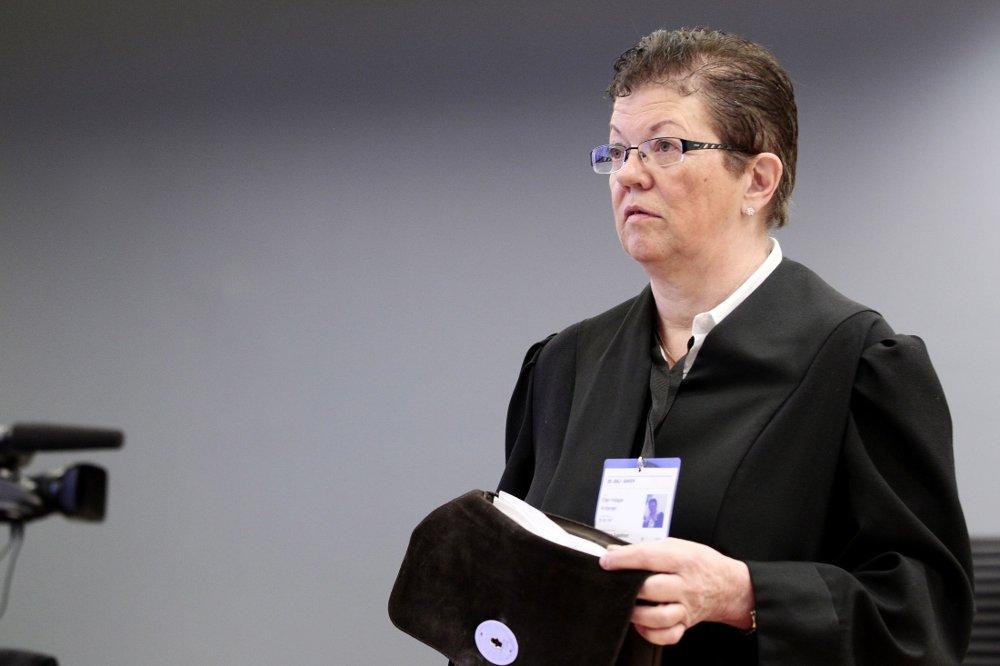 Klikk på bildet for å forstørre. Advokat Ellen Holager Andenæs representerer Tor Mikkel Wara.