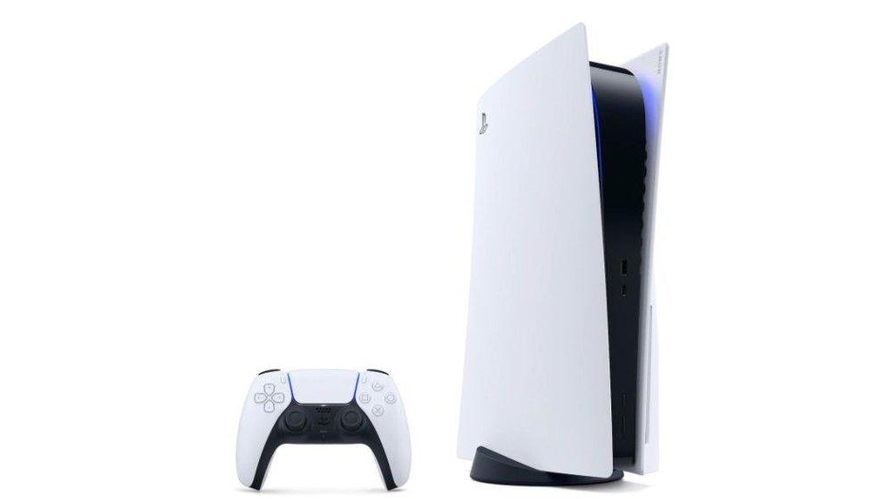 Klikk på bildet for å forstørre. Playstation 5