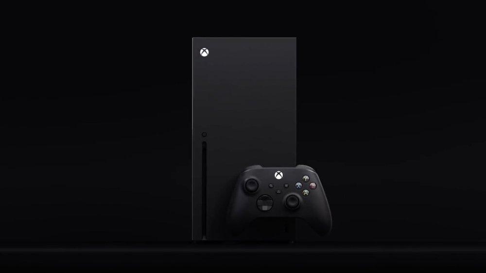 Klikk på bildet for å forstørre. Xbox Series X