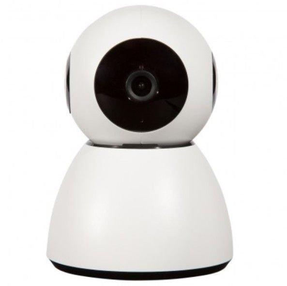 Klikk på bildet for å forstørre. Eyenimal Pet Vision Live HD kan sende livestream direkte til dinsmarttelefon, nettbrett eller datamaskin. Kompatibel med både iOS og Android.