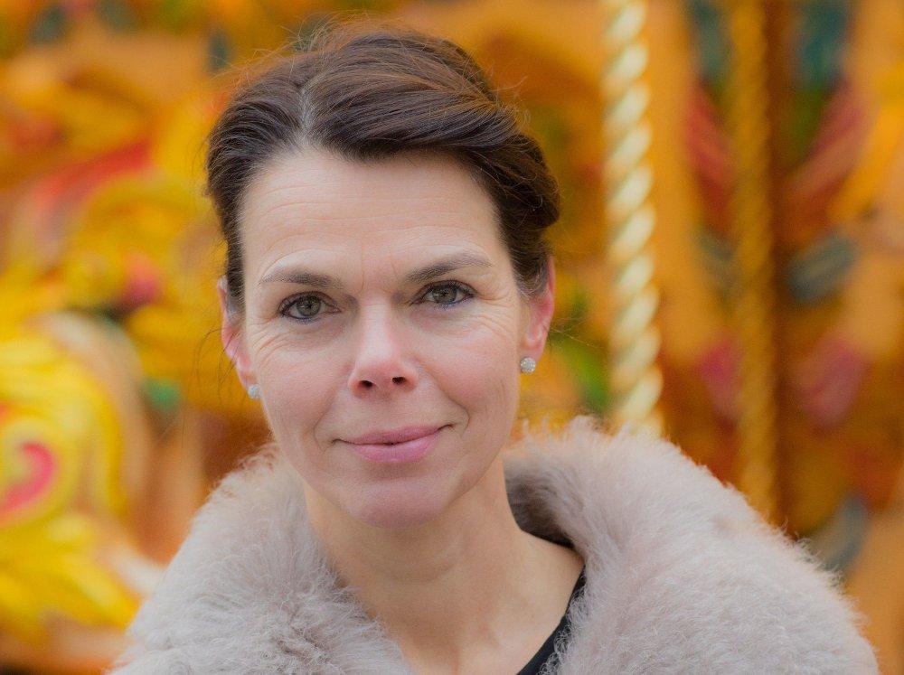 Klikk på bildet for å forstørre. ALDERSFORSKER: Linda Hildegard Bergersen oppfordrer nordmenn til å få opp pulsen.