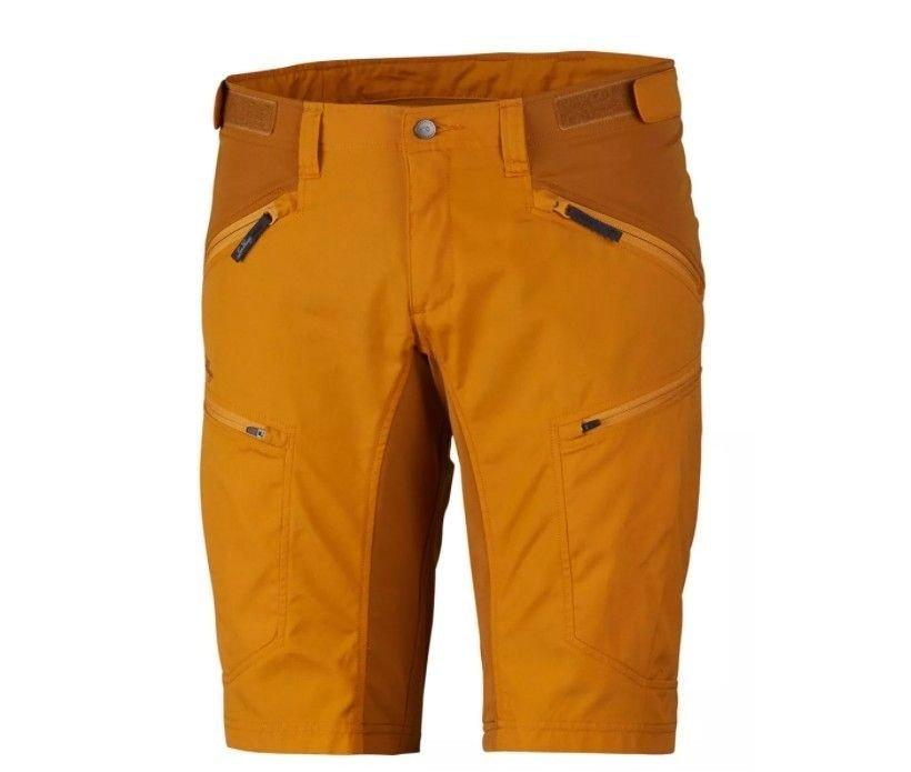 Klikk på bildet for å forstørre. Oransj shorts