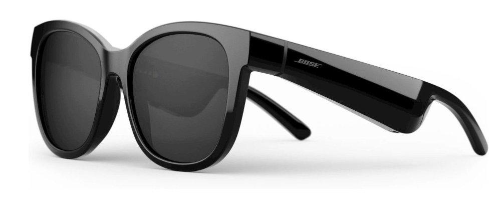 Klikk på bildet for å forstørre. Bose Frame Soprano. Hodetelefoner. Solbriller.