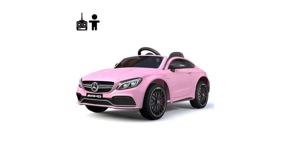 Klikk på bildet for å forstørre. Mercedes. For barn. Selvfølgelig.