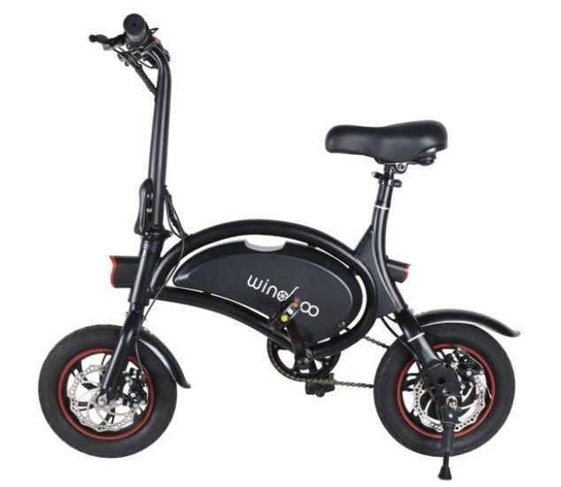 Klikk på bildet for å forstørre. Windgoo B3 elsykkel.