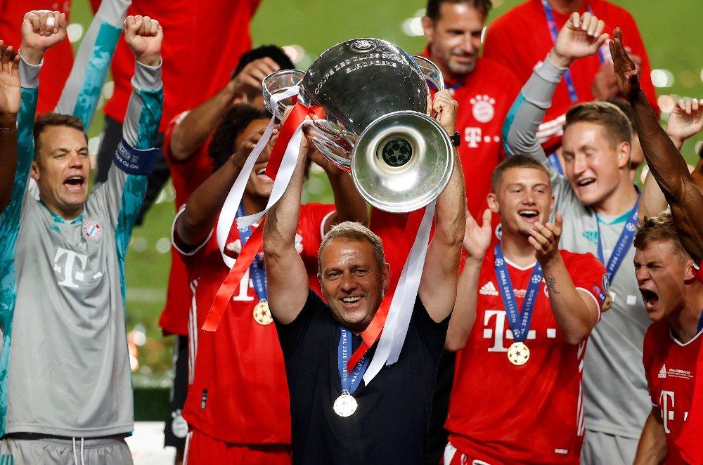 Klikk på bildet for å forstørre. Bayern München møter Sevilla i Supercupen.