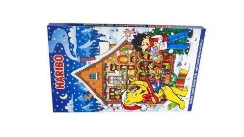 Klikk på bildet for å forstørre. Haribo adventskalender. En klassiker.